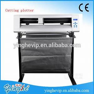 Yinghe professional vinyl lettering machine cutting for Vinyl letter making machine