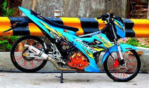 Suzuki Satria Fu Terbaru 150 Cc by Dhedmotor