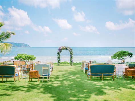 ultimate garden ultimate garden wedding setup in thailand the wedding bliss thailand