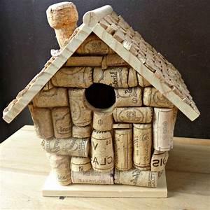 Nistkästen Selber Bauen : vogelhaus selber bauen aus korken vogelhaus pinterest vogelh uschen selber bauen korken ~ Eleganceandgraceweddings.com Haus und Dekorationen