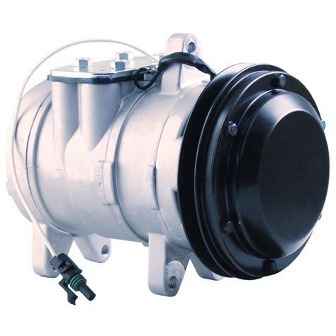 nippondenso 6e171 compressor w 1 groove clutch new