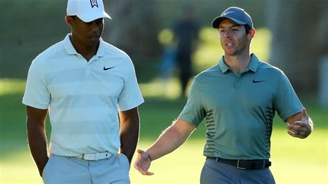 Tiger Woods 'fans' gave Rory McIlroy a headache - bunkered ...