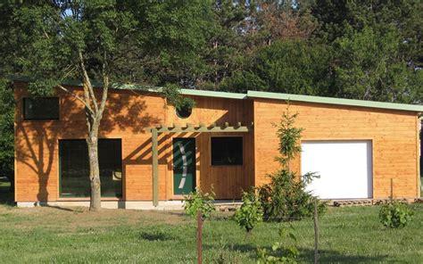 maison en bois drome a la une 2 7 la maison bois par maisons bois