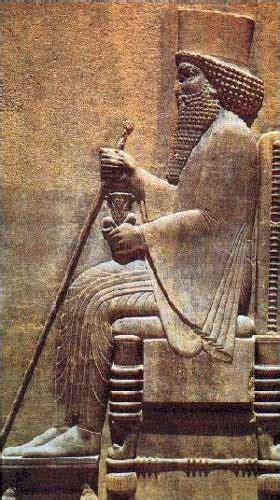 Darius King by Iran Chamber Society History Of Iran Darius The Great