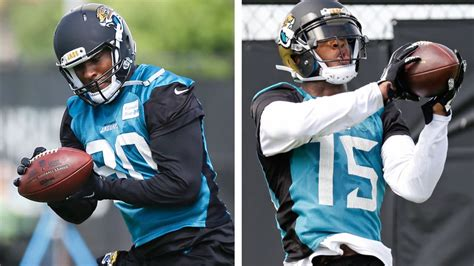 Julius Thomas, Allen Robinson ready to lift Jaguars' O