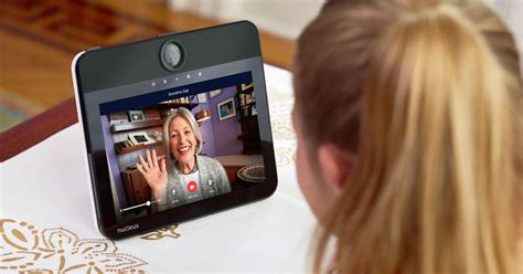 nucleus debuts  alexa enabled touchscreen video device