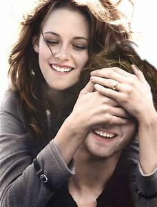 Bella & Edward Cullen - Twilight Series Fan Art (9791178 ...