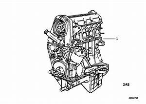 Original Parts For E36 316i M40 Sedan    Engine   Short Engine
