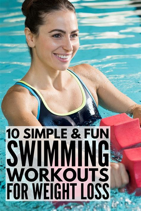 Best 25 Swimming Workouts For Beginners Ideas On