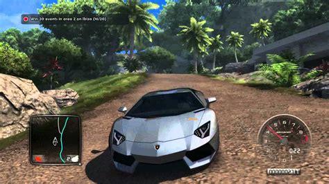 Test Drive Unlimited 2 Lamborghini Aventador Test Drive