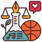 Science Subject Icon Law Transparent Pngio