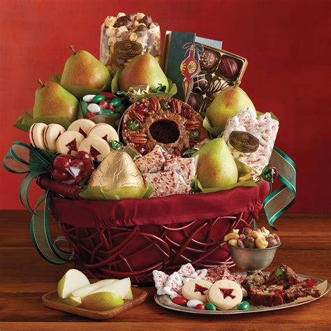 christmas gift basket gift basket delivery harry david