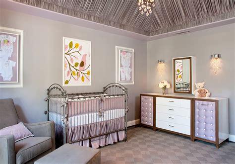 chambre bébé idée déco des idées de chambres pour bébé décorées avec la couleur