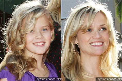 Reese Witherspoons Daughter Embarrassed With Moms Wild