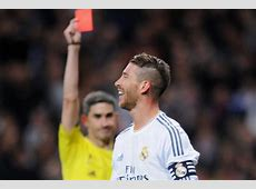 Sergio Ramos Red Card How Real Madrid Will Cope in Star's