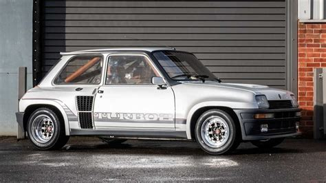 Renault 5 Turbo 2 For Sale by Sale A Subasta Un Renault 5 Turbo 2 A 241 O 1984 Foro