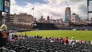 Comerica Park Section 138 Detroit Tigers Rateyourseats Com