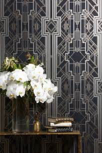 Art Deco Wall Papers