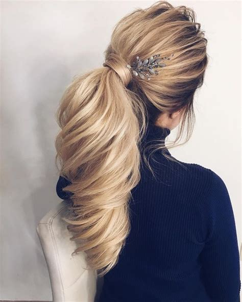 Ponytail Hairstyles by 22 Easy Ponytail Hairstyles For That Sophisticated Vibe