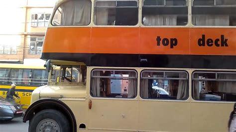 Top Deck Tadpole, Double Decker Bus @ Kumaripati, Lalitpur