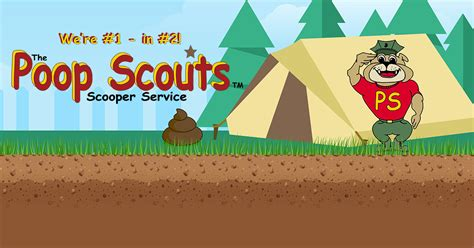 poop scouts pooper scoopers dog waste removal service