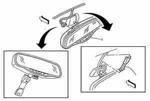 Chevrolet Rear View Mirror Wiring Diagram