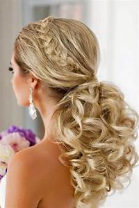 36 Chic And Easy Wedding Guest Hairstyles Peinados