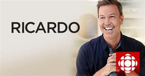 cuisine de ricardo radio canada ricardo ici radio canada ca