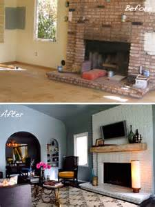 Quick Living Room Makeover