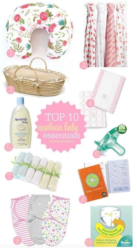 newborn baby essentials top 10 must haves for newborns honey we 39 re home