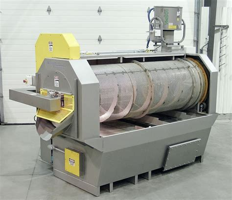 conveyorized drum industrial parts washers alliance