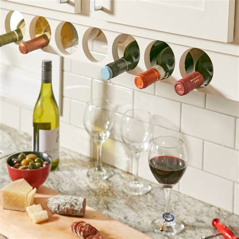 kitchen cabinet wine rack ideas space saving wine rack project the family handyman 7973