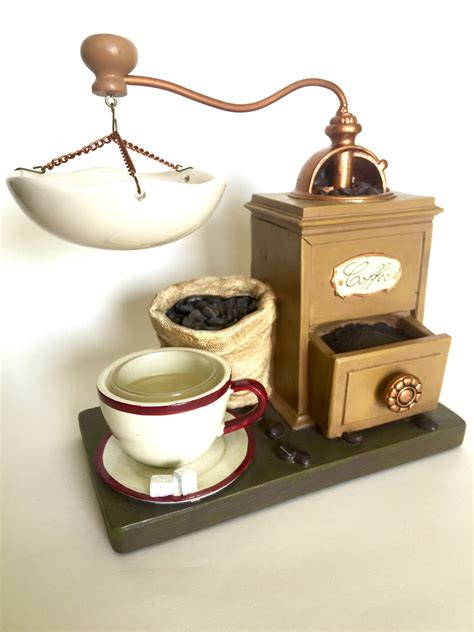 Yankee Candle Coffee Grinder Wax Melts Warmer Hanging Tart Burner Cafe Classic Home Decor