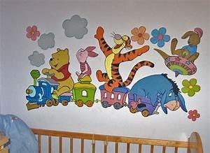 Bilder Kinderzimmer Selber Malen : kinderzimmer gestalten wand ~ Fotosdekora.club Haus und Dekorationen