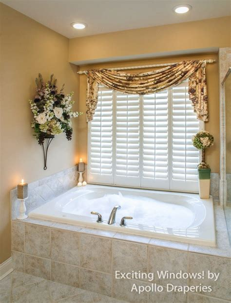 window ideas for bathrooms 10 modern bathroom window curtains ideas inoutinterior