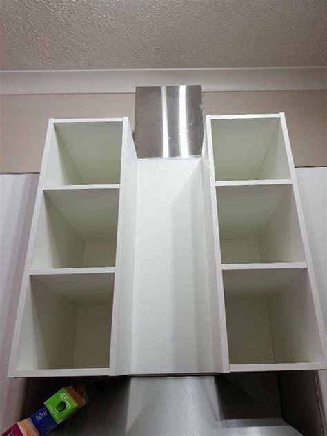 Kitchen Edinburgh Gumtree by Two White Kitchen Shelves H 214 Rda Ikea In Merchiston
