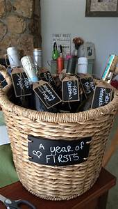 95 best images about diy wedding wine basket ideas on With great wedding shower gifts