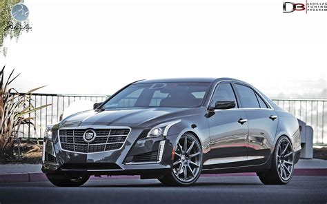 Cadillac Sport by Modulare Wheels D3 Rd 2014 Cadillac Cts V Sport 20