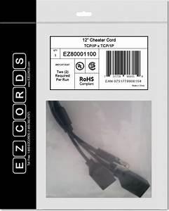 Ez80001100  U2013 Splits A 4 Ip Ports