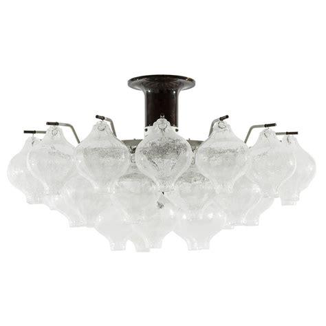 large kalmar tulipan ceiling flush mount light fixture