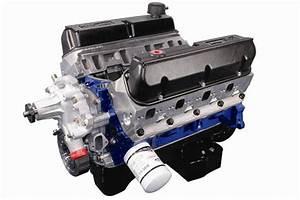 Mustang 5 0l  5 8l Based Block Crate Motors
