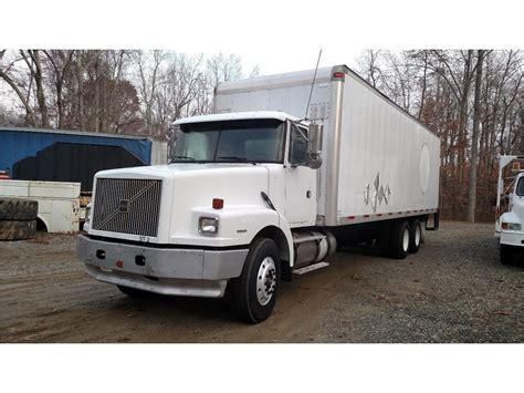 volvo trucks greensboro nc volvo van trucks box trucks for sale 49 used trucks from