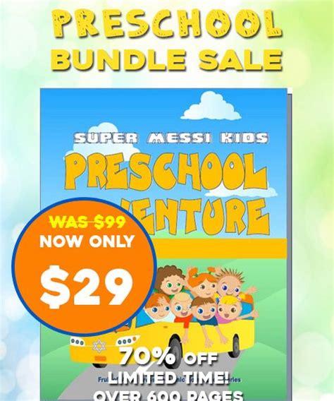preschool bundle hebrew roots homeschool preschool 616 | preschool bundle 500x600