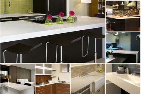 china white quartz bar top silestone countertops dealers