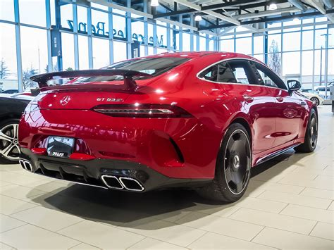 The gt boasts lithe handling, sizzling engine performance, a comfortable interior, and intuitive tech features. New 2019 Mercedes-Benz AMG GT 63 S 4MATIC+ 4-Door Coupe in ...