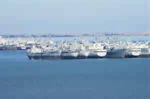 Reserve Fleet Suisun Bay California