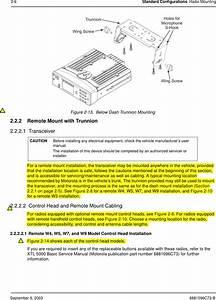 Motorola Xtl 5000 Service Manual
