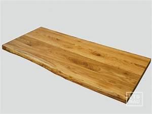 Tischplatte Eiche Geölt : die besten 25 massivholzplatte eiche ideen auf pinterest waschtisch holz massiv konsole und ~ Frokenaadalensverden.com Haus und Dekorationen