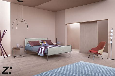 Bed Hotelroyal, Terri Pecora 2017 Poltrona