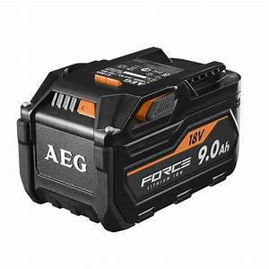 Batterie Aeg 18v 5ah : aeg 18v 9 0ah force battery bunnings warehouse ~ Louise-bijoux.com Idées de Décoration